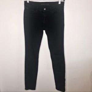 J Brand Skinny Black Jeans